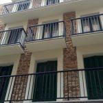 rehabilitación de fachada principal trinidad