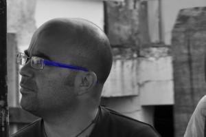 bortza gafas azul