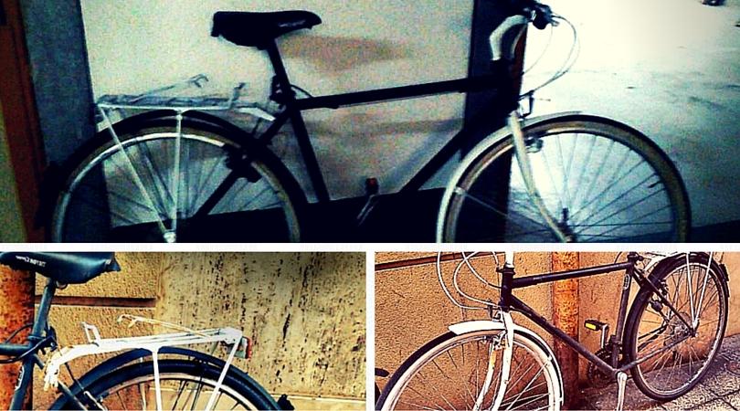 evolución bici