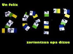 feliz 2017 zoriontsua