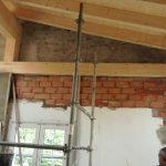 Nueva estructura de cubierta