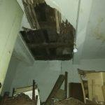 interior vivienda deshabitada