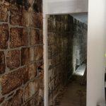 Desarrollo obra interior: piedra y pladur